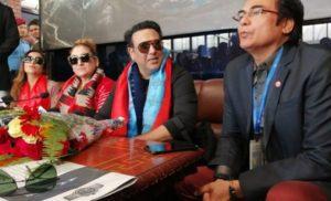 बलिउड अभिनेता गोविन्दा 'महोत्सव' मा सहभागी हुन नेपालमा