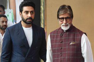 अमिताभ बच्चन र उनका छोरा अभिषेकको कोरोना रिपोर्ट नेगेटिभ