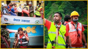 नेपाल स्काउटले सिन्धुपाल्चोक पुगेर बाढी पीडितलाई गरे सहयोग[तस्बिरहरु]