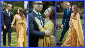 Read more about the article अभिनेत्री सन्ध्या केसीले गरिन् विवाह