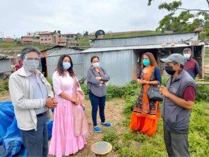 Read more about the article करिश्मा,उषा र रेजिनाले गरे निशा घिमिरेलाई सहयोग
