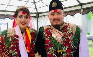 Read more about the article सुपुष्पा भट्टले रौनकसँग गरिन् विवाह